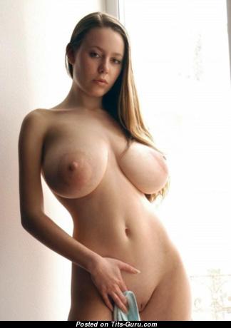 Karina B - Gorgeous Ukrainian Blonde Actress with Gorgeous Exposed Real Tits (Hd Porn Pix)