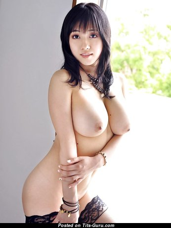 Charming Naked Asian Babe & Teacher (Sexual Photo)