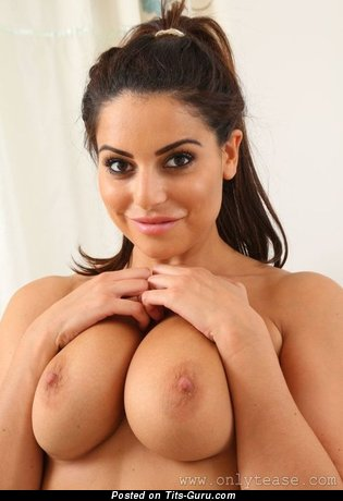 Image. Charlotte Springer - hot female with big breast picture