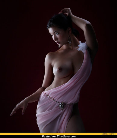 Image. Nude awesome girl with big tittes photo