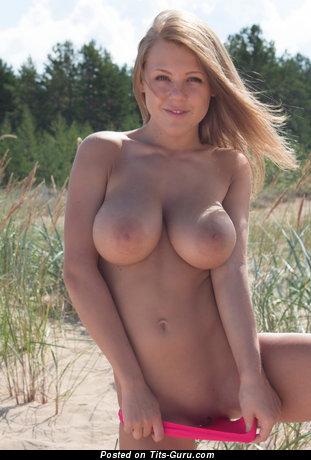 Image. Naked hot lady with big boobs photo