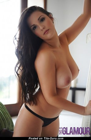 Image. Ivy Nedkova - wonderful girl with big natural boobies photo