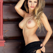 Exquisite Babe with Exquisite Bare Natural Medium Sized Breasts (Xxx Photoshoot)