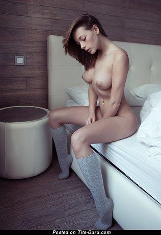 Sexy naked amazing lady image