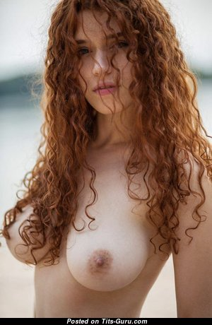 Delightful Red Hair with Delightful Defenseless Real Normal Busts (Xxx Pix)