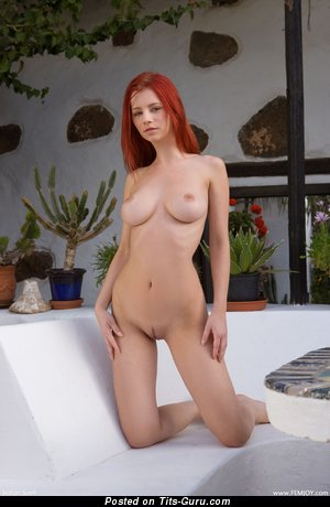 Image. Ariel - naked amazing female with big natural tots photo