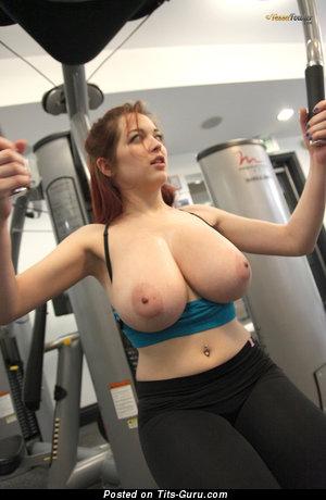 Image. Tessa Fowler - naked beautiful woman with big boob pic