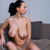 Dominno - amazing lady with big natural boob image