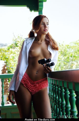 Agatha Vega - Beautiful Red Hair Babe with Beautiful Open Real Tits (Hd Sexual Pix)