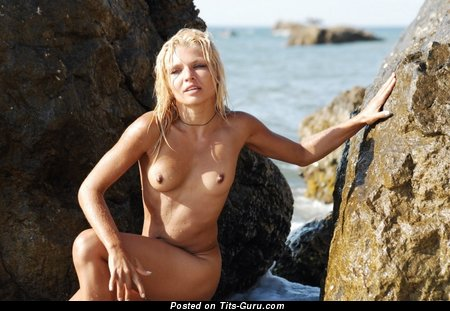 Image. Naked awesome lady with natural tittes photo