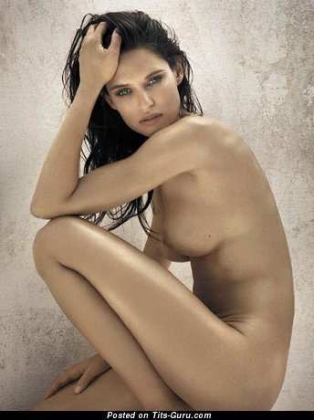 Bianca Balti - Delightful Red Hair Actress with Delightful Nude Flat Knockers (Hd Xxx Wallpaper)
