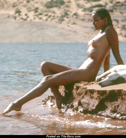 Bo Derek - Alluring Topless American Blonde Actress with Alluring Bare Natural Mid Size Titty (Xxx Foto)