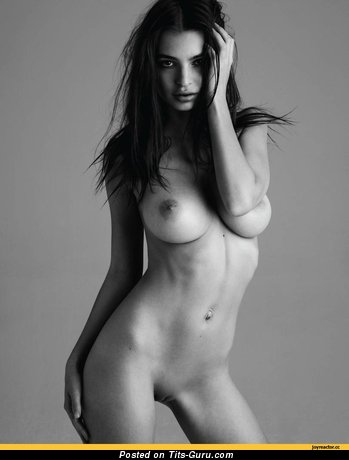 Naked awesome lady with big tittys image
