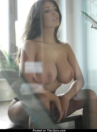 Image. Nice female with big natural tittes image