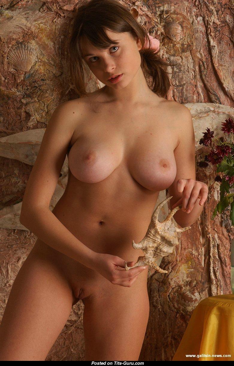 Galitsin nude Katia Galitsin - nude awesome female with big natural boobs pic