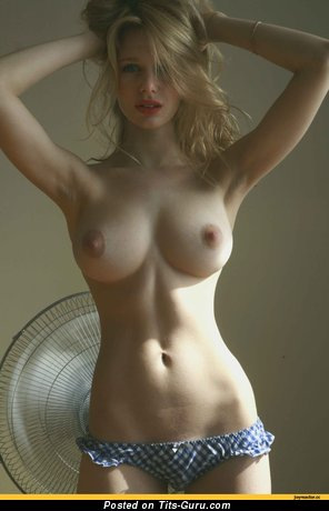 Image. Nude beautiful female with big boobs image