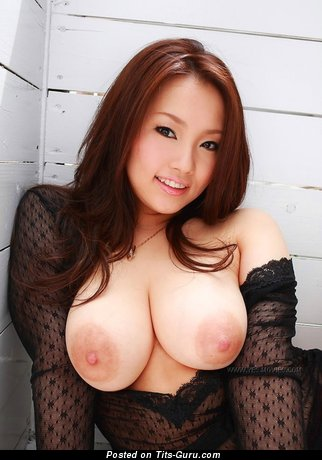 Pretty Asian Female with Pretty Bald Big Tittes & Red Nipples (Hd Porn Picture)