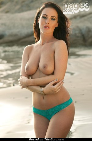 Image. Amii Grove - awesome lady with medium natural boobs image