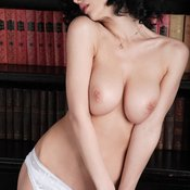 Jenya D - awesome woman with big natural breast photo