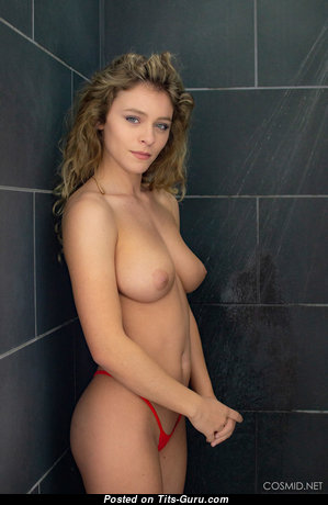 Alice Antoinette - Elegant Topless Gal with Elegant Exposed Natural D Size Titty (Hd Sex Photoshoot)