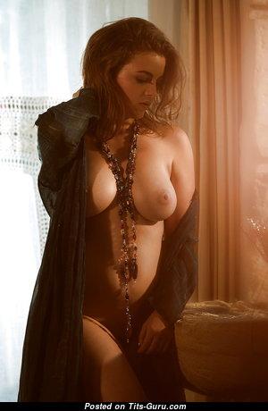 Splendid Babe with Splendid Nude Real Knockers (Hd Sex Photo)