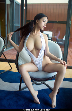 Sweet Asian Woman with Sweet Bare Real Massive Tots (Hd Xxx Photoshoot)