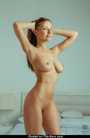 Image. Sexy topless amateur beautiful girl picture
