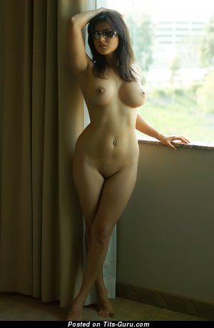 Image. Naked nice girl with big boobies pic