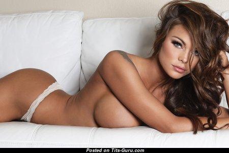Stormii Michelle - Pleasing Glamour & Non-Nude Brunette Actress (Hd Xxx Image)