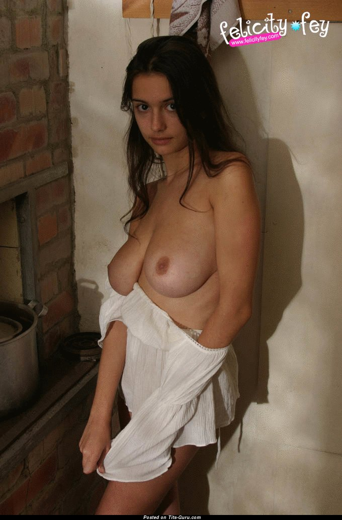 Image. Pashchenko, Svetlana Aka Felicity Fey - naked awesome female with big natural tits gif