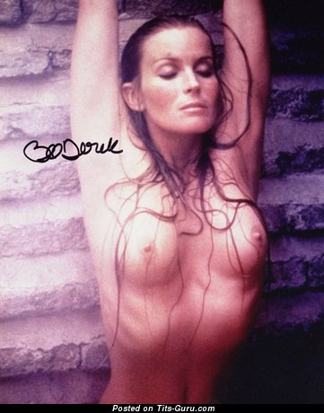 Bo Derek - Hot American Chick with Hot Defenseless Real D Size Tittys (Vintage Hd Xxx Pic)