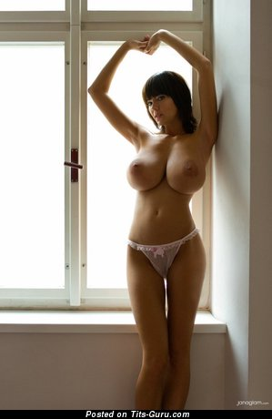 Image. Naked amazing woman with huge tits picture