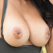 Nice lady with big tits photo