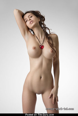 Alisa I - Lovely Russian Babe with Lovely Open Real D Size Chest (Hd Sexual Foto)