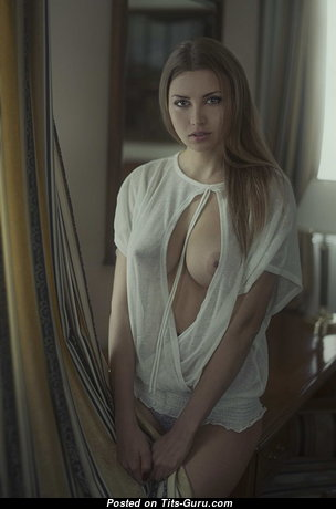 Алёна Цикава - Hot Babe with Hot Open Real Dd Size Knockers (Hd Sex Wallpaper)