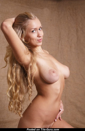 Alluring Babe with Alluring Defenseless Real Average Tots (Xxx Pic)