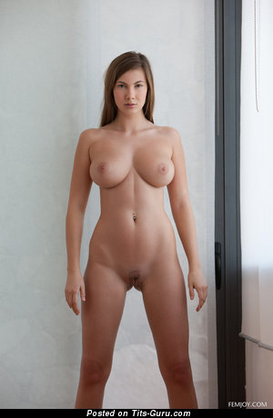 Conny Carter - Nice Topless Czech Brunette Babe with Nice Bare Natural Boob (Hd Sexual Photo)