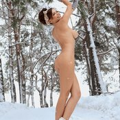 Olga Ogneva - hot female with medium natural tittes pic