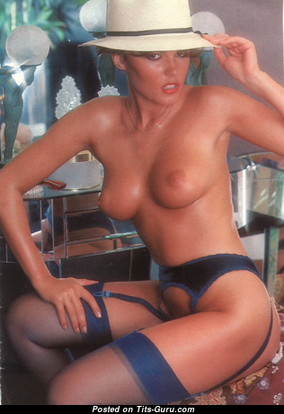 Carol Needham - The Best Topless Doll with The Best Bare Real D Size Titty (18+ Pic)