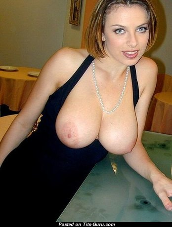 Adorable Babe with Adorable Defenseless Natural Firm Tit (Sexual Pix)