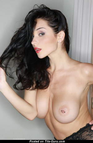 Image. Jenya D - beautiful girl with big natural boobs photo