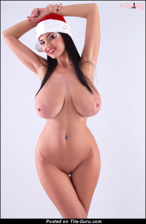 Катя Сидоренко Aka Sha Rizel: nude wonderful girl with huge natural breast photo