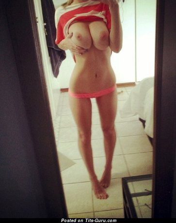 Image. Nude amazing lady with huge natural tittys photo