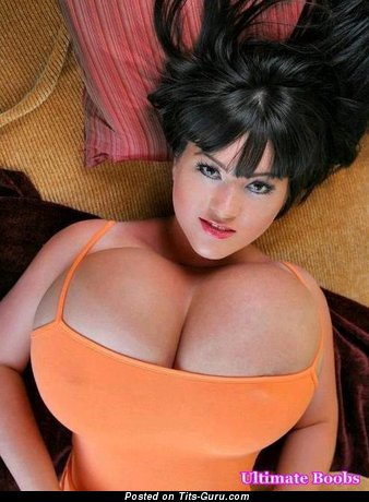 Image. Nude awesome girl with big tits pic