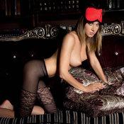 Olga Alberti - amazing lady with big natural boobies pic