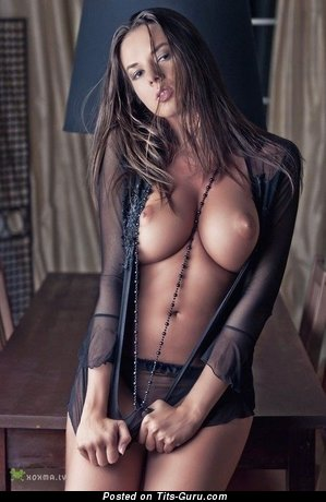 Image. Naked awesome female with big tits photo