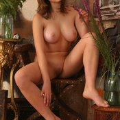 Katia Galitsin - hot female with big natural boobies photo