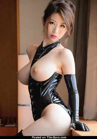 Ayumi Shinoda - Gorgeous Japanese Red Hair Actress & Pornstar with Gorgeous Defenseless Natural Medium Sized Tits (Sex Pix)