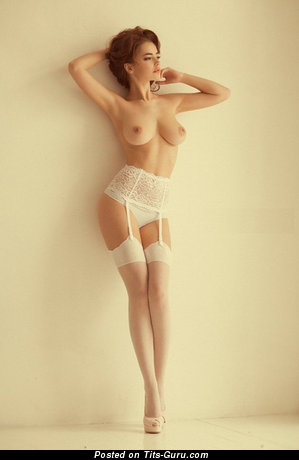 Image. Lidia's - naked nice lady with natural tittys image