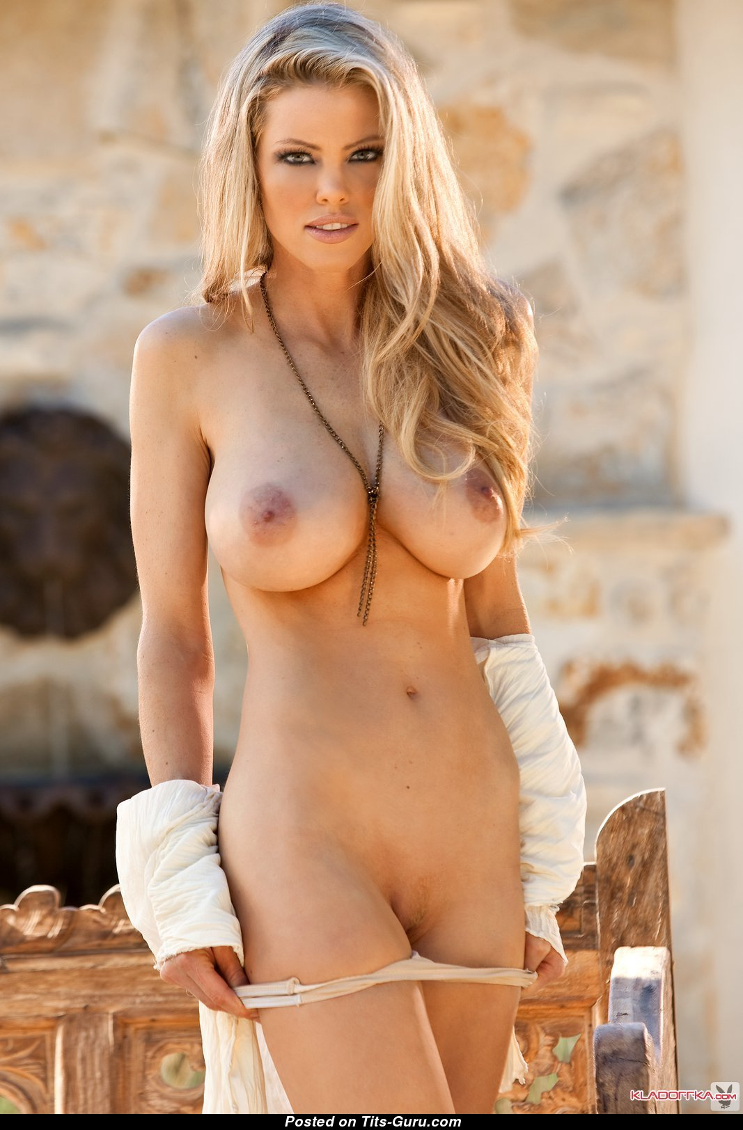 Jami Ferrell - Playboy Miss With Exposed Real C Size Tit -5635